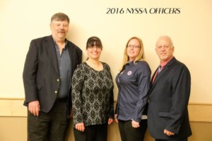 2016 NYSSA Officers