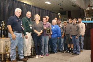 Delaware Valley Ridge Riders, 2016 NYSSA Club of the Year