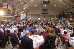 The Award Luncheon, in the historic 1932 Jack Shea Ice Arena.