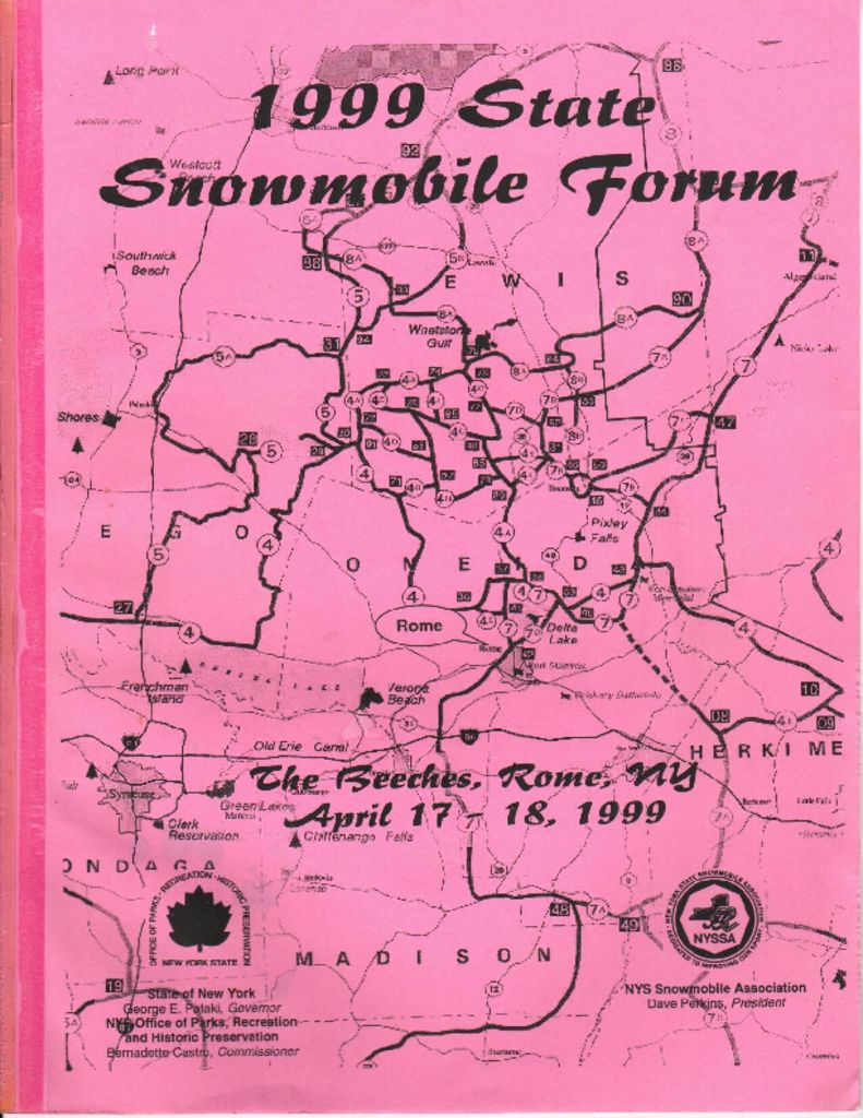 1999 Forum Book