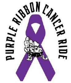 10th annual purple ribbon cancer ride new york state snowmobile